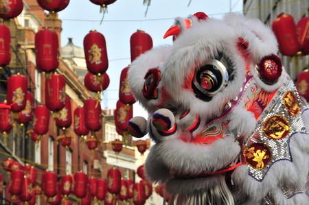 Celebración del Año Nuevo Chino 2018 en el mundo: el año del Perro de Tierra