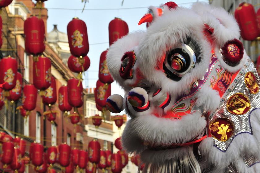 Celebraciones Del Año Nuevo Chino 2018 En El Mundo