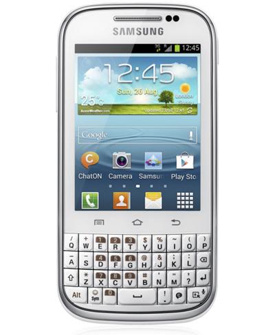 El Samsung Galaxy Chat llegará en primicia a España en dos semanas