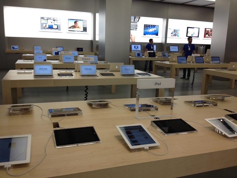 Foto de Apple Store Nueva Condomina (15/100)