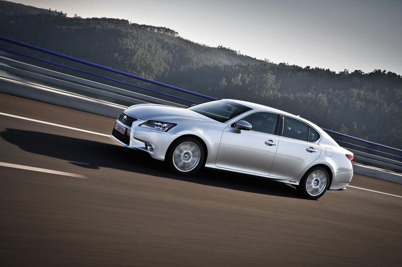 Foto de Lexus GS 450h (2012) (22/62)
