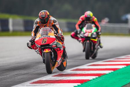 Stefan Bradl se subirá a la Honda oficial del lesionado Marc Márquez en el GP de la República Checa