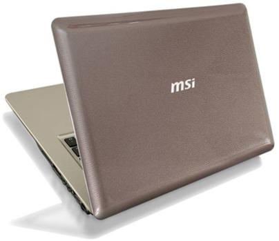 MSI X-Slim X420 con hasta 9 horas autonomía
