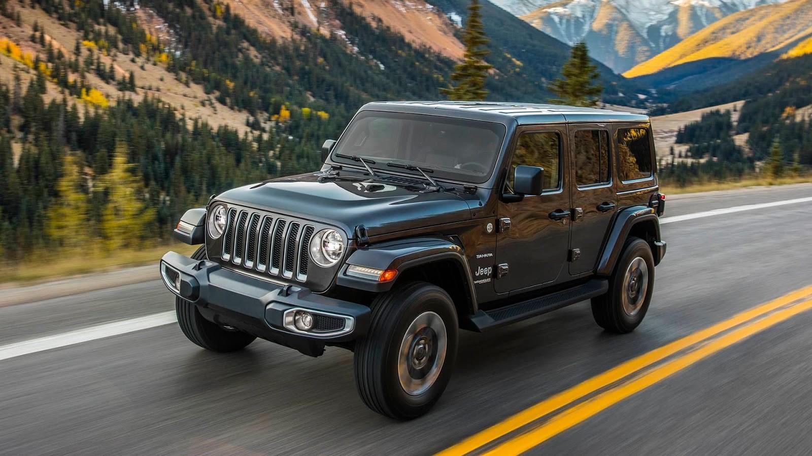 Foto de Jeep Wrangler 2018 (9/114)
