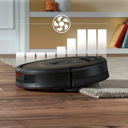 Oferta de Amazon en el robot de limpieza iRobot Roomba 980: ahora puede ser nuestro por 538,99 euros con envío gratis