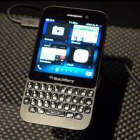 BlackBerry Q5, la vemos en vídeo