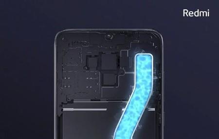 Refrigeración líquida para el Redmi Note 8 Pro, cada vez más cerca del mundo 'gaming'