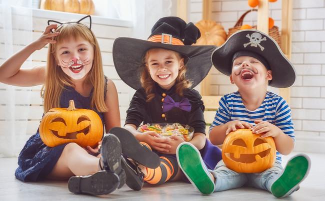 Ninos Gominolas Halloween