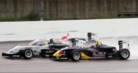 Dos podiums para Jaime Alguersuari en Rockingham