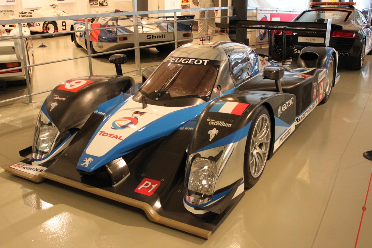 Foto de Museo 24 horas de Le Mans (66/246)