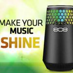 Esta es la nueva línea de altavoces Bluetooth de 808 Audio para usar en cualquier parte