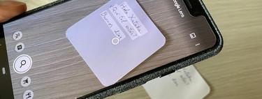 Cómo digitalizar alguna nota escrita a mano con el teléfono y Google™ Lens y enviarla al ordenador