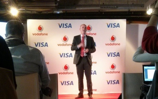 Visa Vodafone Wallet