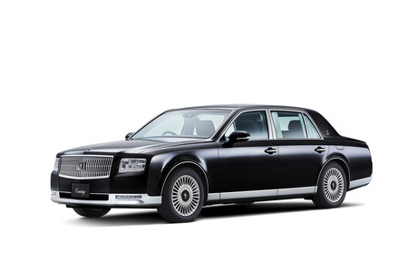 Así son las tres generaciones del Toyota Century, el Bentley nipón