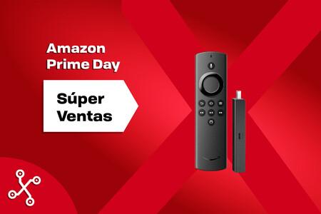 Corre que vuela: convierte tu tele en una smart TV con el Fire TV Stick Lite rebajadísimo a 18,99 euros en el Prime Day
