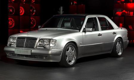 Así ha dejado Overdrive este Mercedes-Benz E 60 AMG de 1993
