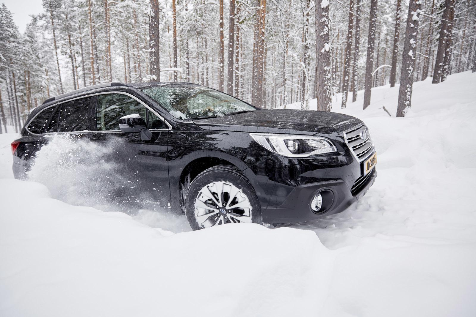 Foto de Subaru Snow Drive 2016 (56/137)