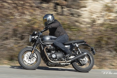 Triumph Speed Twin 2019 Prueba 018