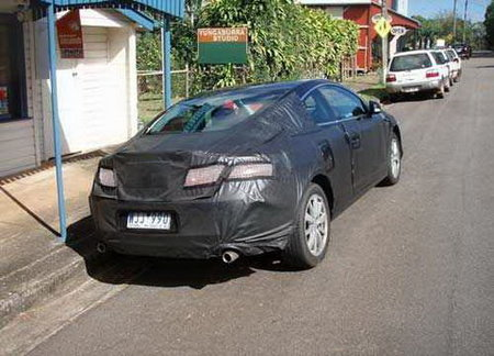 Renault Laguna Coupe 2009
