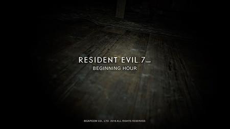 Resident Evil 7: Beginning Hour ya se encuentra disponible en Steam