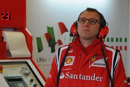 Stefano Domenicali puntúa con un 6 alto a la temporada de Ferrari