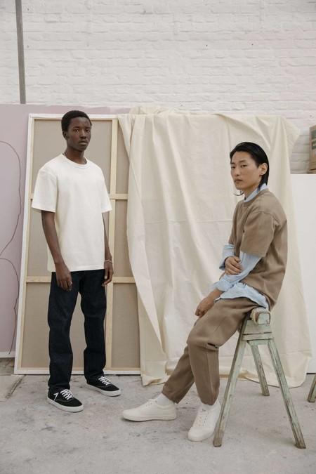 Blank Staples La Nueva Coleccion De H M Que Fusiona La Moda De Las Calles Con El Minimalismo Nordico 04