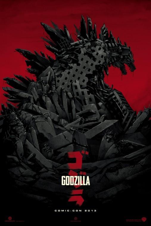 Foto de Carteles de la película 'Godzilla' (2/18)