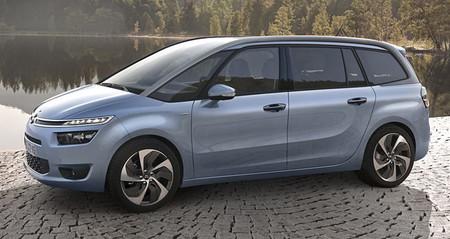 Citroën Grand C4 Picasso, desde 21.000 euros