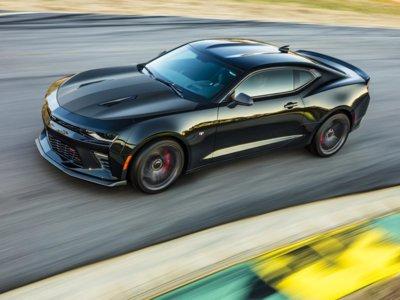 2017 Chevrolet Camaro 1LE: llega el paquete de mejoras para los más circuiteros