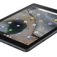 ASUS Chromebook Tablet CT100: 9,7 pulgadas con chasis de goma y Chrome OS para los estudiantes