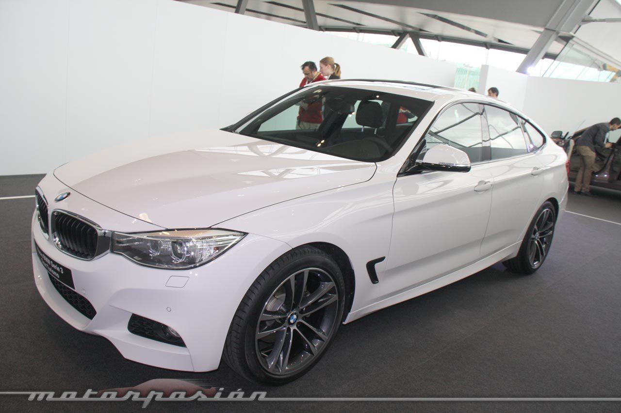 Foto de BMW Serie 3 GT (Presentación estática) (27/43)