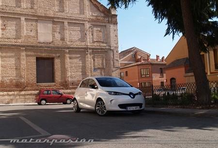Reto de autonomía eléctrica en un Renault ZOE (II)