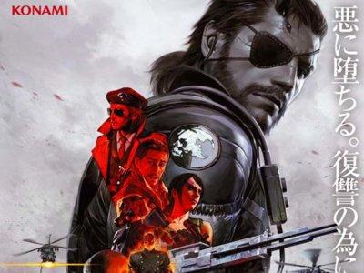 Metal Gear Solid V: The Phantom Pain, análisis