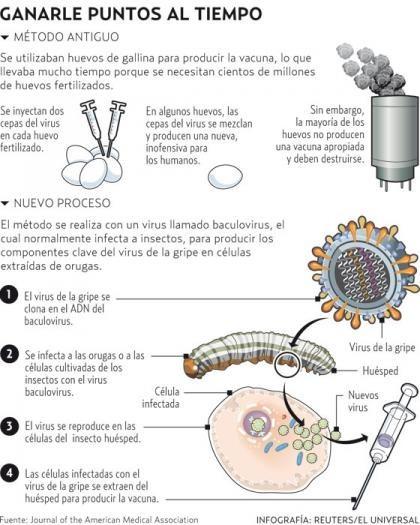 Metodo anti-gripe