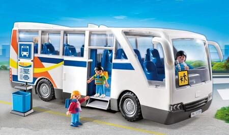 Autobus Playmobil