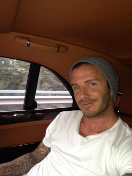 Lo de David Beckham es causar sensación, y lo demás son tonterías