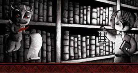 'Pergamino, el hijo del cazador de libros' de Sergio Sierra y Meritxell Ribas