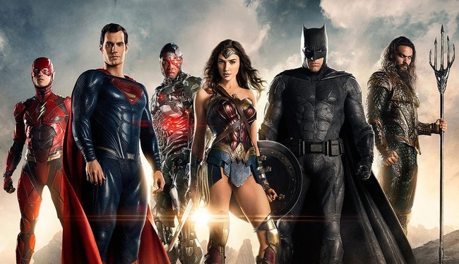 Justice League Movie Official 3