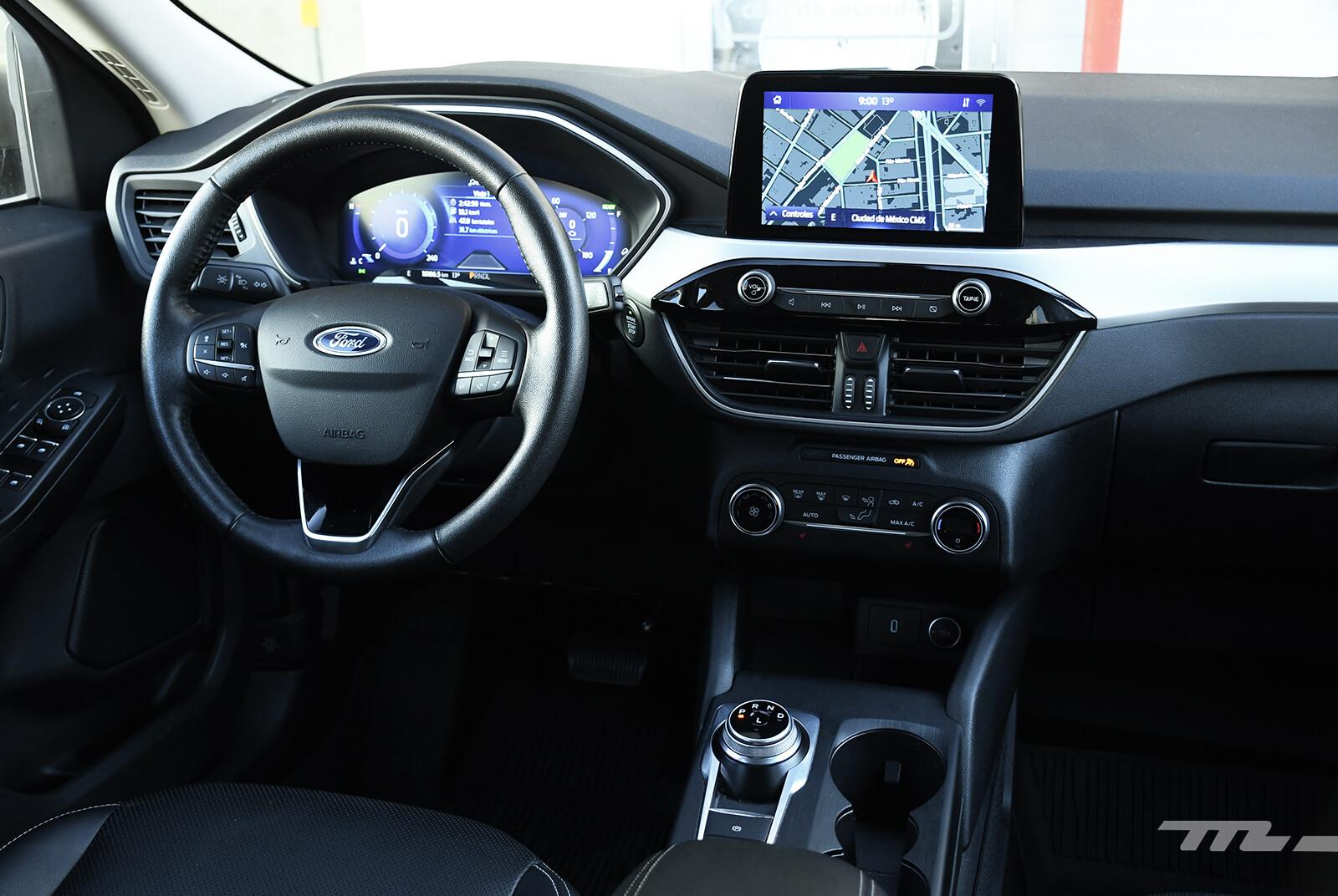 Foto de Ford Escape Hybrid (prueba) (13/22)
