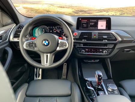 BMW X4 M Competition interior