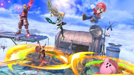 Super Smash Bros Ultimate Pyra Mythra 02