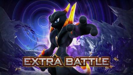 Dark Mewtwo llega a Pokkén Tournament y así luce en combate