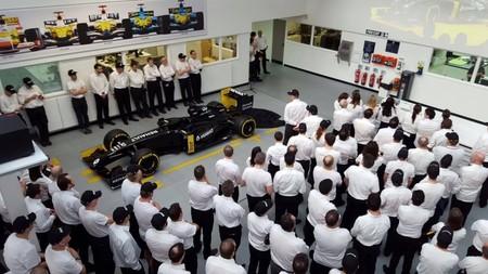 Renault f1 regreso