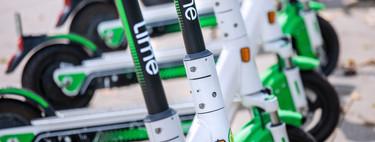 Los patinetes eléctricos compartidos son buenos para el medio ambiente... sólo si se utilizan para sustituir los trayectos en coche
