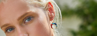 Parfois tiene las siete gomas del pelo minimalistas más bonitas que podríamos usar hasta de pulsera, por menos de cinco euros