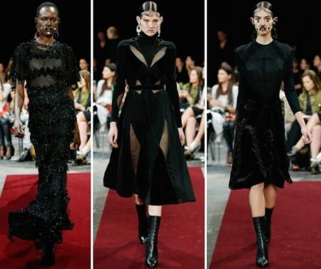 Tendencia Gotica Givenchy Aw 2015