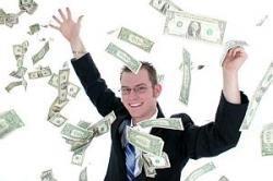 Lluvia de dinero