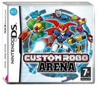 Custom Robo Arena: batallas de robots online en Nintendo DS