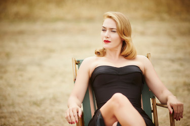Kate Winslet es 'La modista'