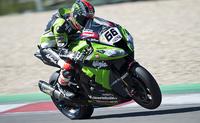 Superbikes Portimao 2012: Tom Sykes se hace con una nueva Superpole
